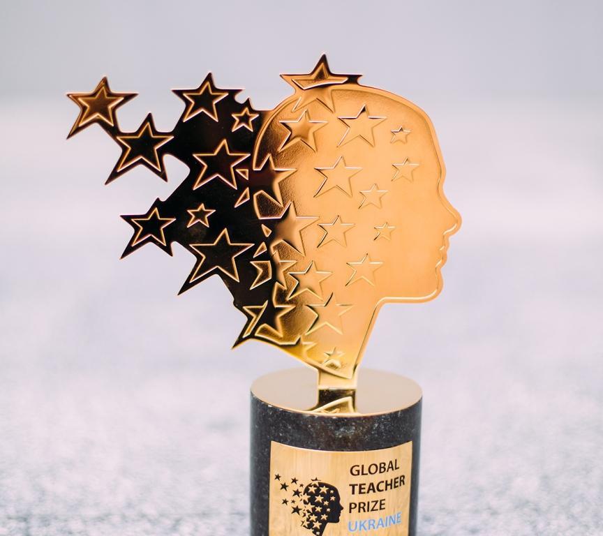 Вчителі Харківщини отримали премію Global Teacher Prize Ukraine