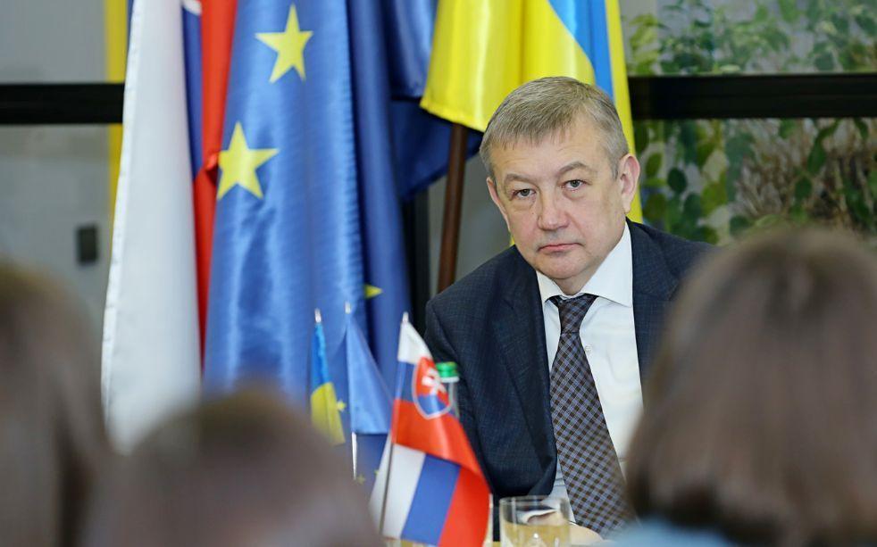 Сергій Чернов: Демократія починається з прийняття її принципів кожним громадянином