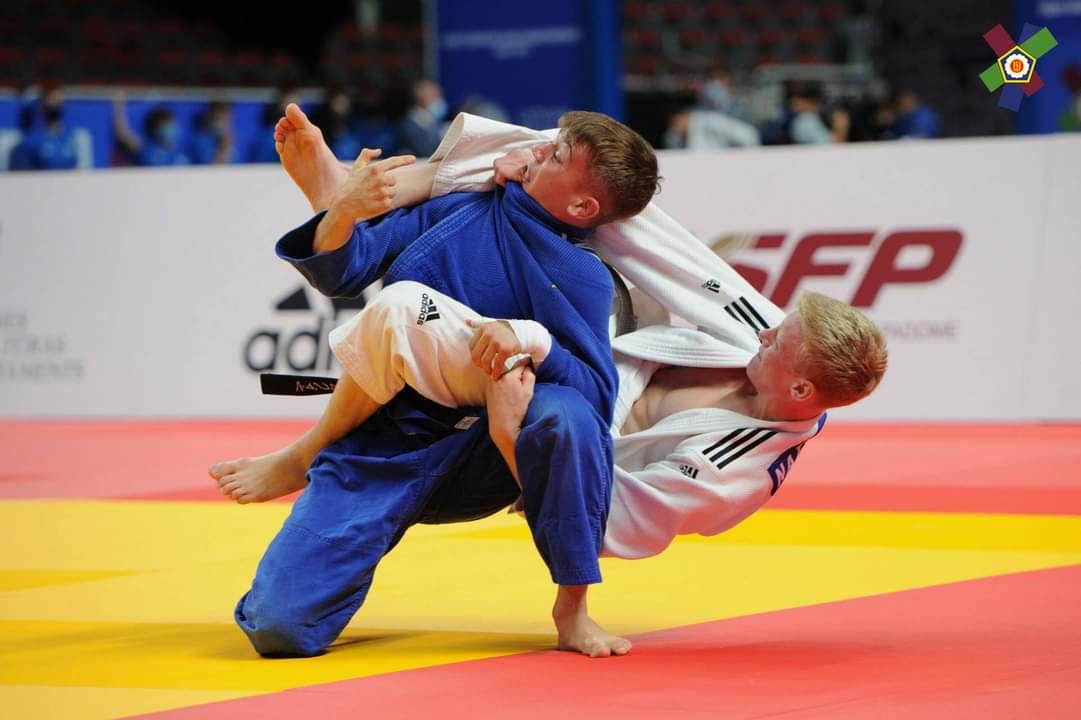 Харківський дзюдоїст виборов «бронзу» міжнародного турніру