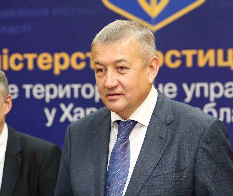 Сергій Чернов привітав юристів Харківщини з професійним святом