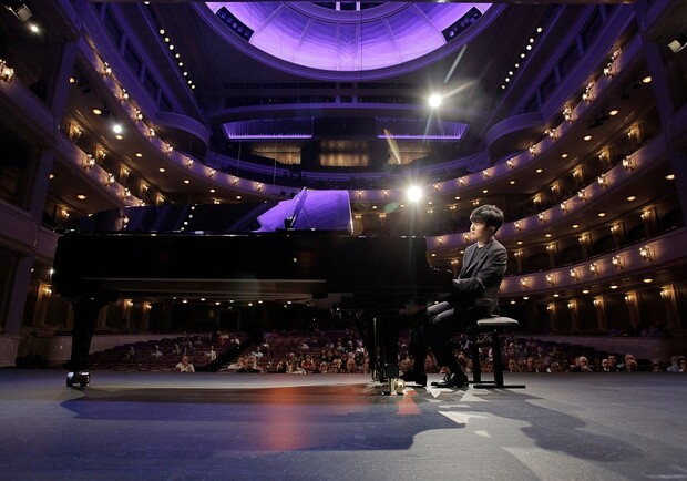 В філармонії відбудеться сольний концерт піаніста Yekwon Sunwoo