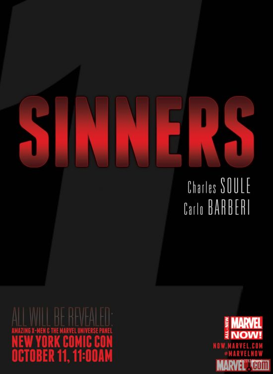 Sinners - All-New Marvel NOW!