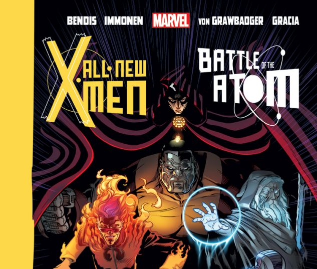 All-New X-Men #17 Stuart Immonen Battle of the Atom 6