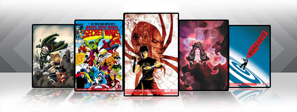 Marvel iPad/iPod App: Latest Titles 8/31/11