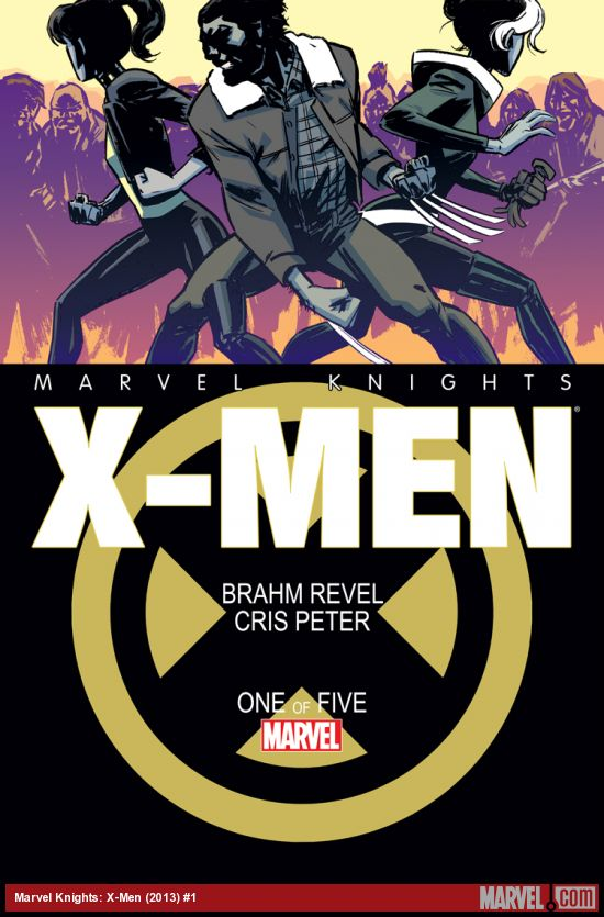 Marvel Knights: X-Men #1