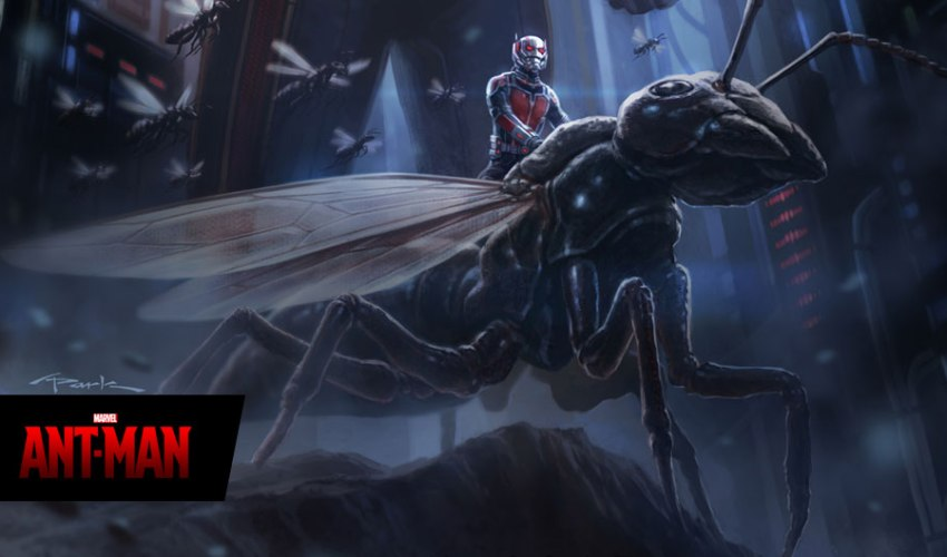 Ant-Man Production Begins 1
