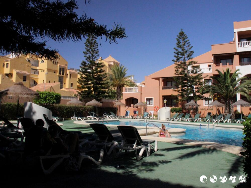 Apartamentos Estrella de Mar Roquetas de Mar