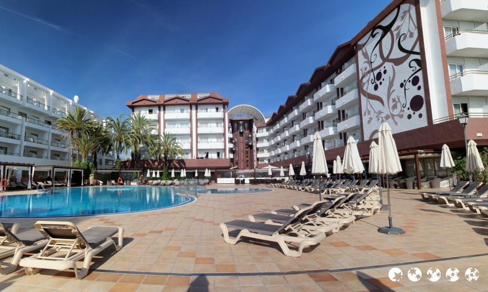 Hotel Florida Park Santa Susana  Centraldereservascom