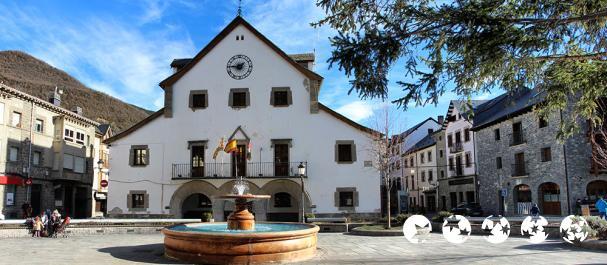 Hoteles en Biescas Huesca  Tu Hotel en centraldereservascom