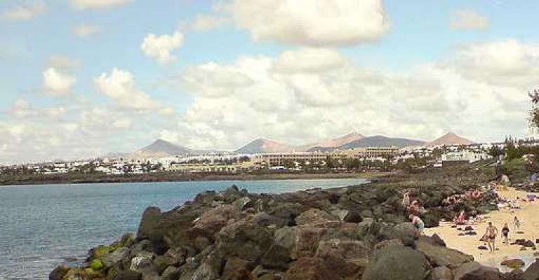 Hoteles en Costa Teguise Isla de Lanzarote  Tu Hotel en centraldereservascom