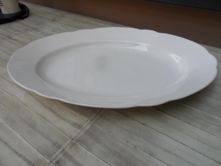 PIATTO PORTATA PORCELLANA ANNI 70 SELTMANN WEIDEN BAVARIA  Arredi  Accessori Cucina  Negozio