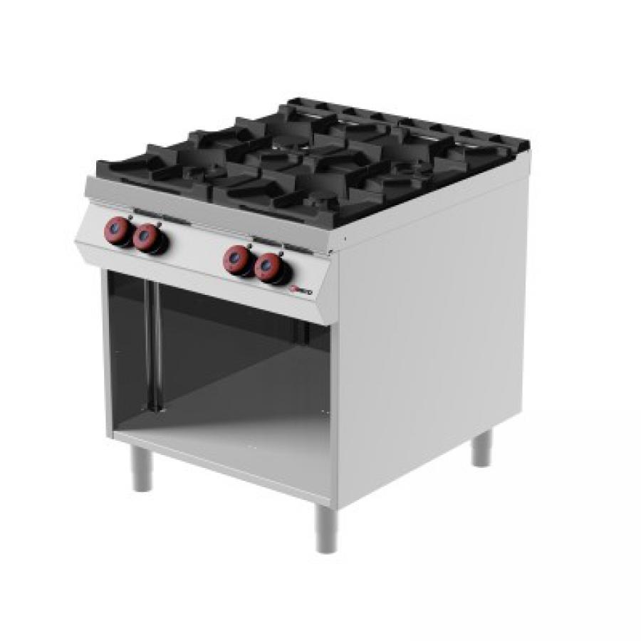Cucina Desco 4 fuochi a gas FA092M  Serie 900  4 Fuochi