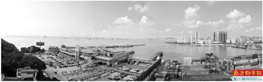 珠海:九洲港啟動重建 客運臨時旅檢大廳擬今年底投用_廣東頻道_鳳凰網