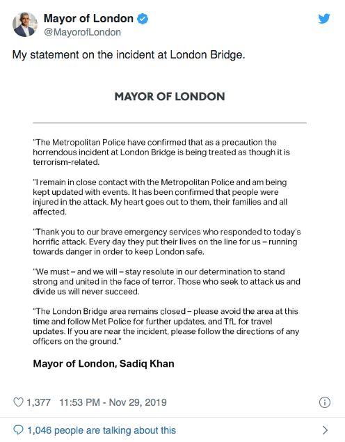 伦敦桥时隔2年再现致命恐袭 相似细节背后隐藏着什么?