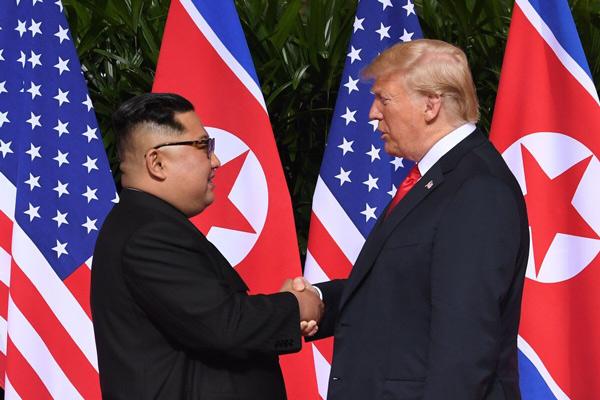 特朗普的幕后朝鲜故事大曝光:他们在扒我们的皮!(图)