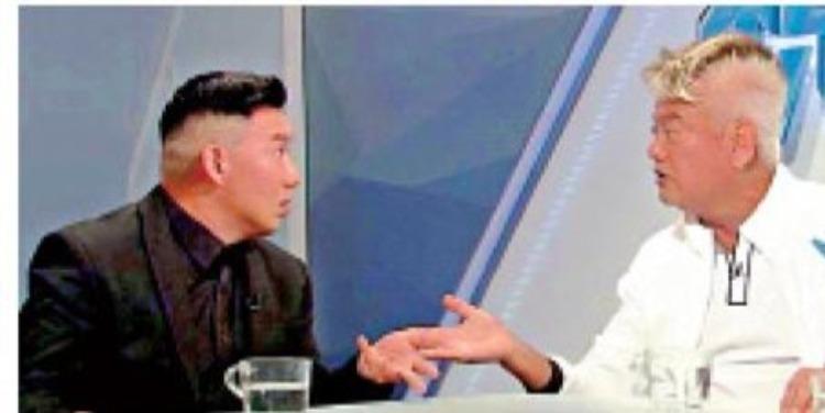 香港藝人陳百祥以理撐警 杜汶澤面對質問啞口無言_鳳凰網資訊_鳳凰網