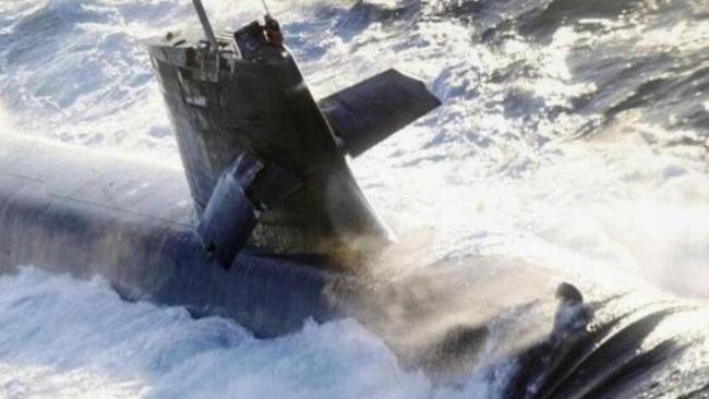 日本潛艇碰撞事故,日媒:可能系人為失誤造成