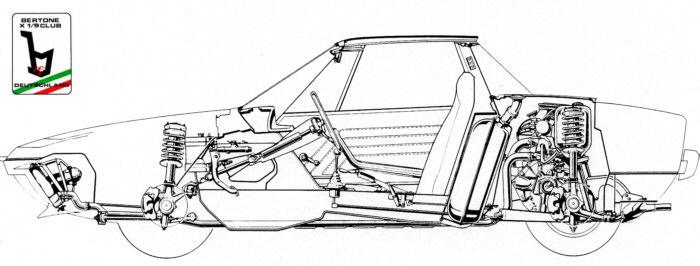 Schaltplan Fiat Barchetta
