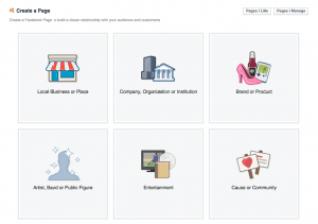 Facebook Pages Primer