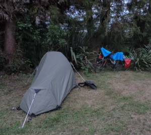 And the camping goes on.
