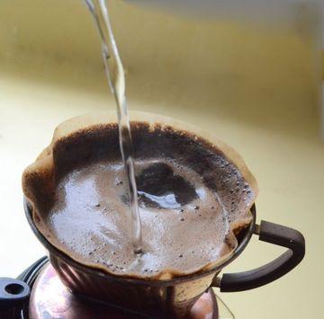コーヒー抽出