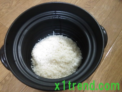 土鍋ご飯1