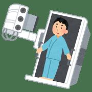 胃のレントゲン検査