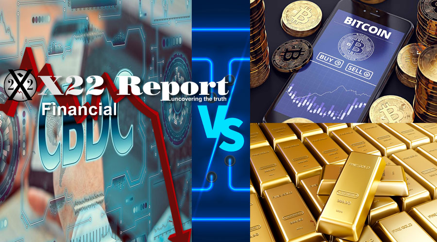 Ep 2456a – [CB] Makes It's Move, [CB] Digital Currency Coming, Do You See What's Happening