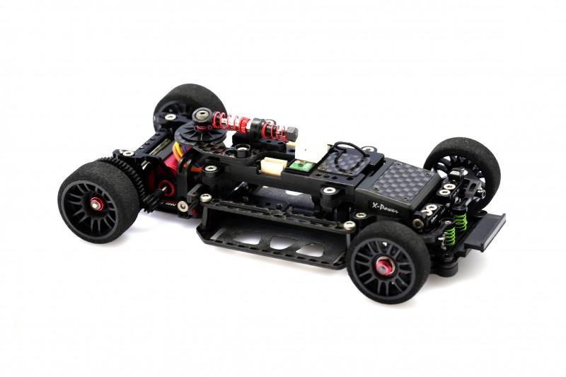 "MRX (""MINI RACING X-CAR"") CONVERSION KIT X-Power RC"