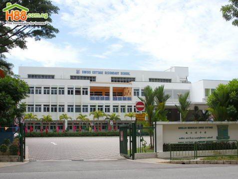 Swiss Cottage Secondary School Image Singapore
