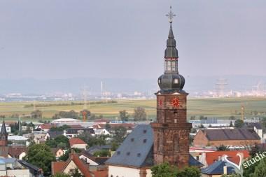 Sigma SD1 Gruenstadt church