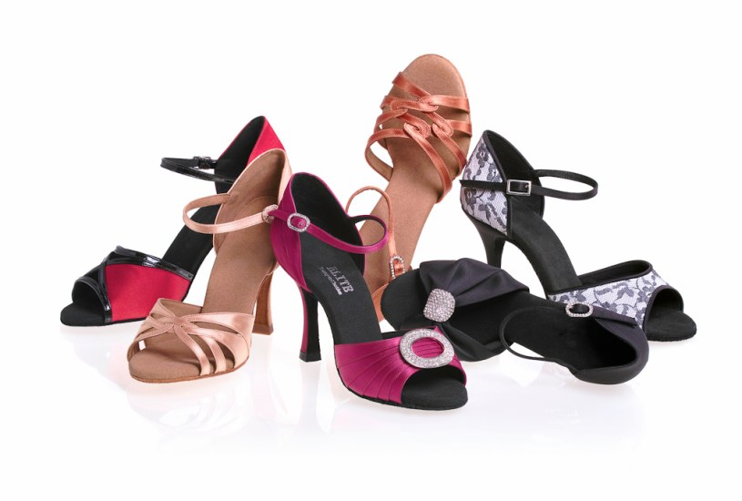 Sigma SD1 Rummos Dance Shoes