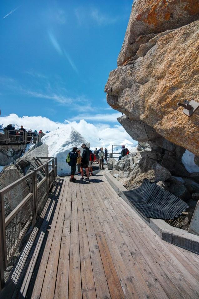 Aiguille du Midi & Mont Blanc with Sigma SD1