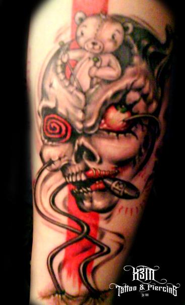 Best Weird Stuff Trondheim tattoo convention 2009
