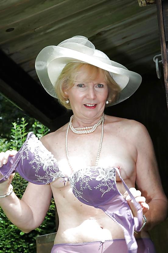 british mature women dressed undressed