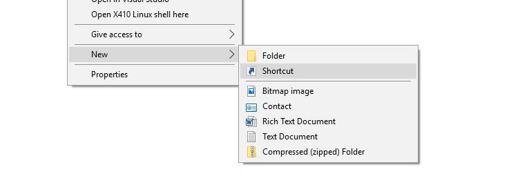 Pin a Linux GUI App to Start or Taskbar - X410.dev