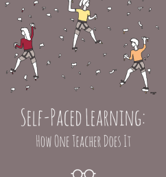 Self-Paced Learning: How One Teacher Does It   Cult of Pedagogy [ 1024 x 773 Pixel ]