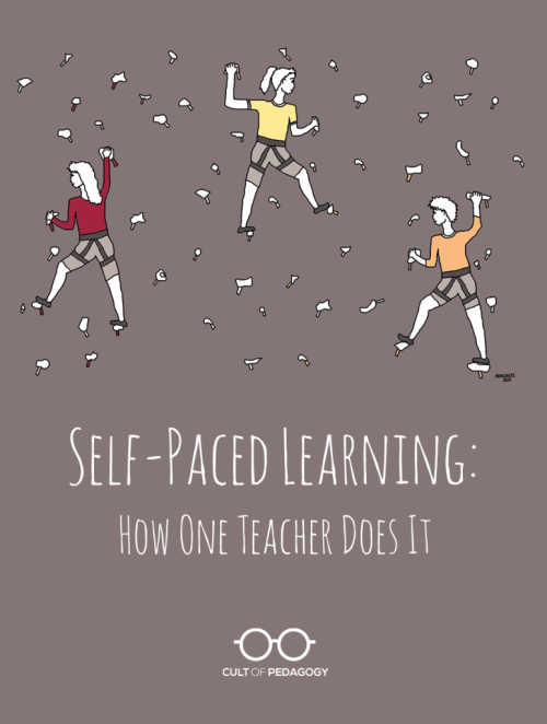 small resolution of Self-Paced Learning: How One Teacher Does It   Cult of Pedagogy