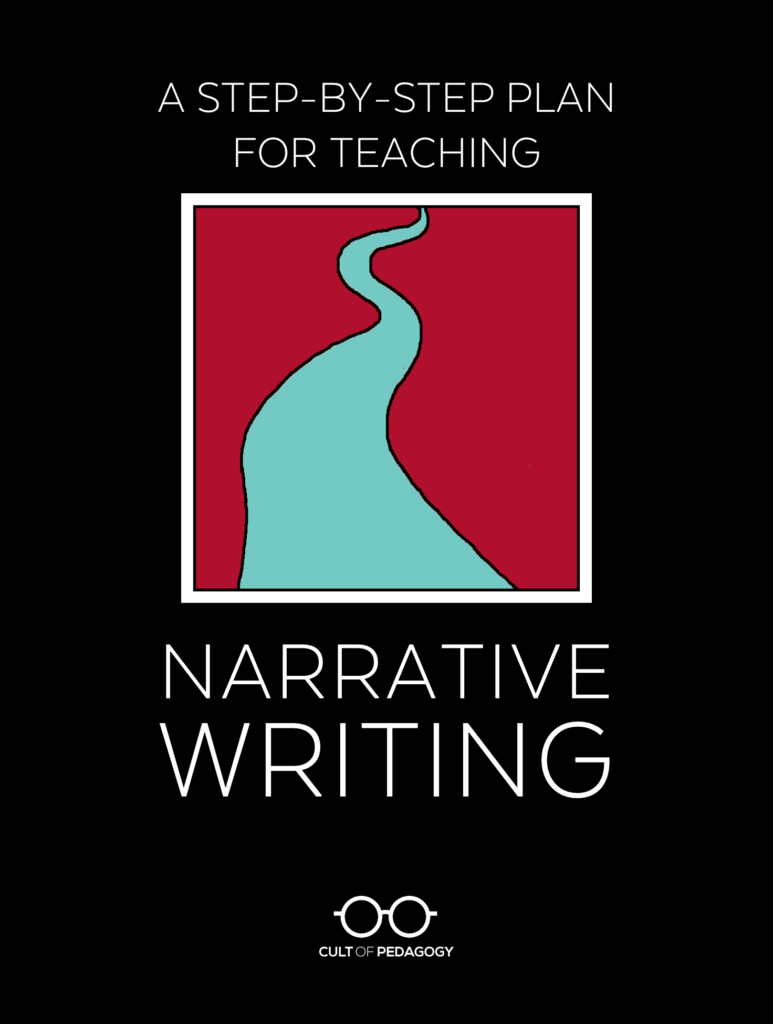 hight resolution of a step by step plan for teaching narrative writing