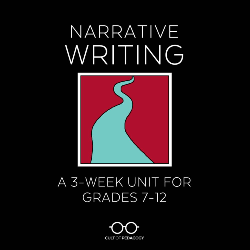 medium resolution of A Step-by-Step Plan for Teaching Narrative Writing   Cult of Pedagogy