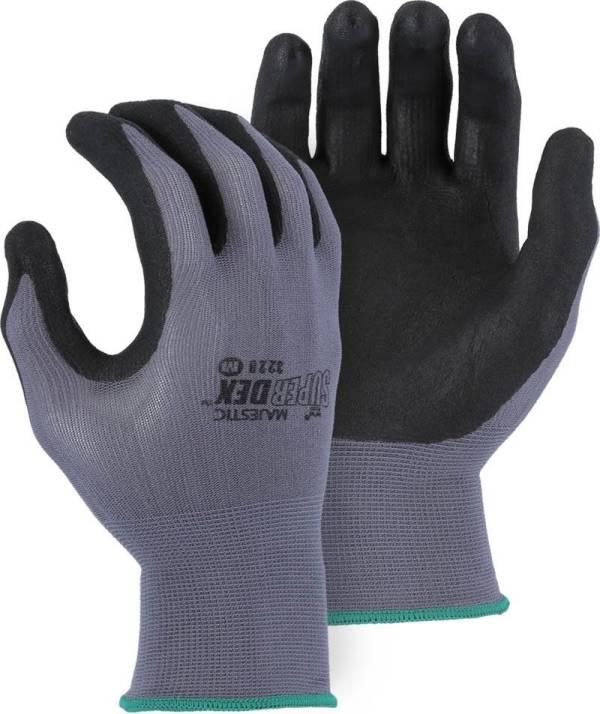 Nitrile Coated Work Gloves Palmflex