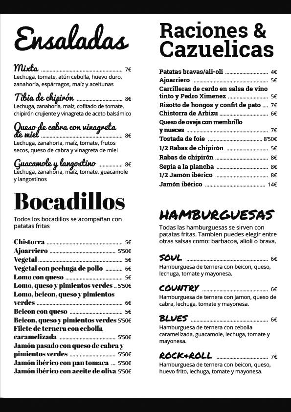 Cocina Vasca En Bilbao