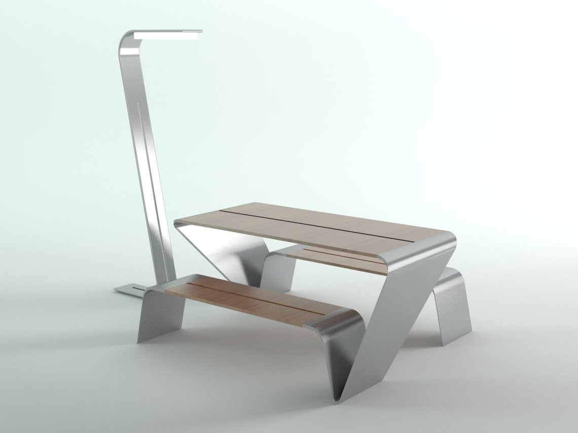 Flip Mobiliario urbano