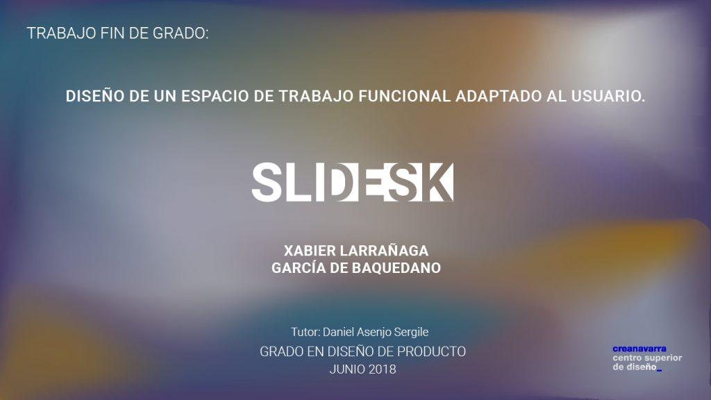 SLIDESK