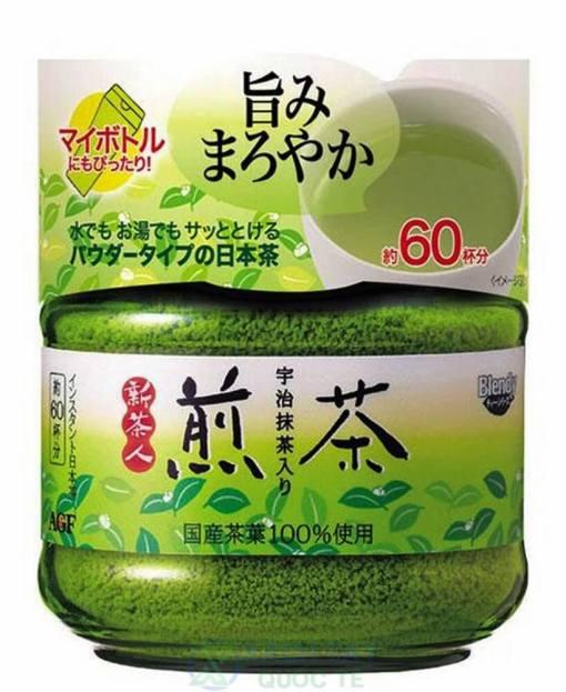 Bột trà xanh Matcha AGF Blendy 48g nguyên chất Nhật Bản
