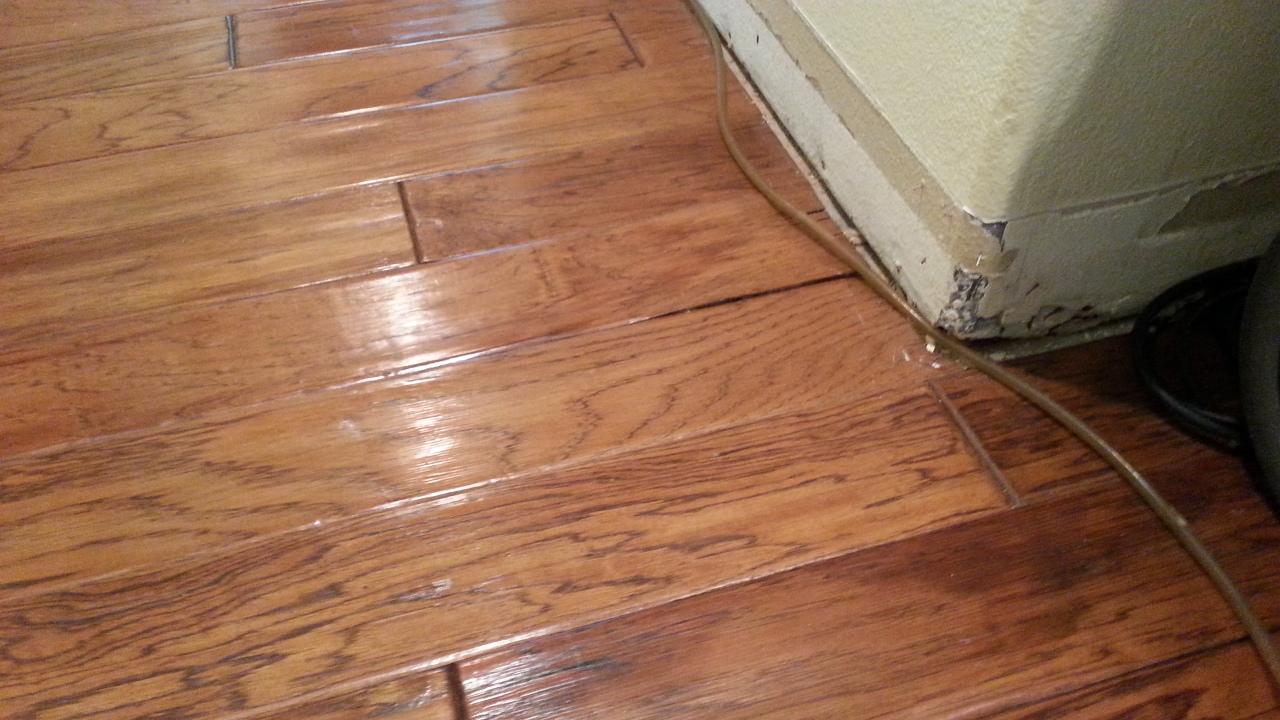 Engineered Hardwood Flooring Water Damage  Xactfloors