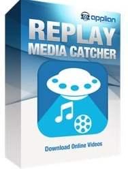 Replay Media Catcher Crack 7.0.21.0 With License Keygen Latest Version