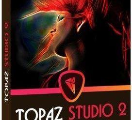 Topaz Studio Crack 2.3.2 With Serial Keygen Latest Version