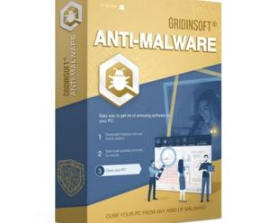 GridinSoft Anti-Malware Crack 4.1.92 With Activation Code Latest Version