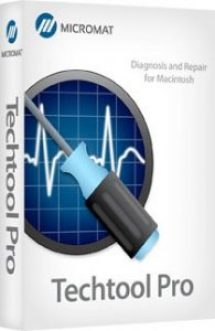 TechTool Pro 14.0.1 Build 7103 Crack For macOS Download